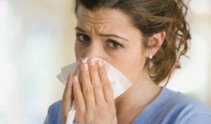 Забрус при аденоїдах