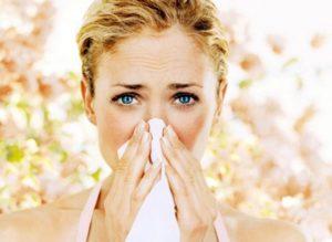 Забрус від алергії
