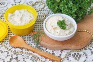 Гірчичний соус: рецепти