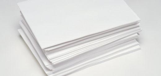Типы бумаги для коммерческой печати